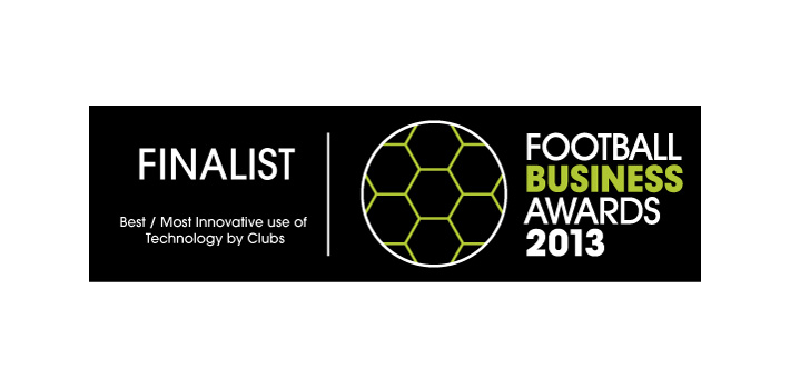 GSD® Finalist for 2013 Football Business Awards