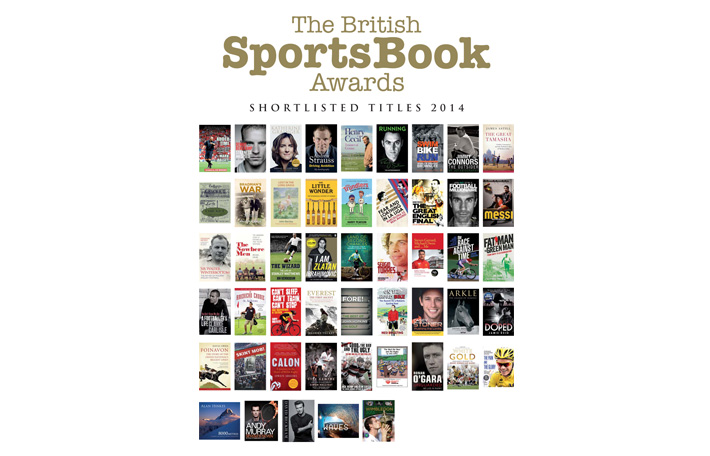 The British Sports Book Awards 2014