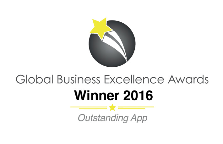 Global Business Excellence Award 2016