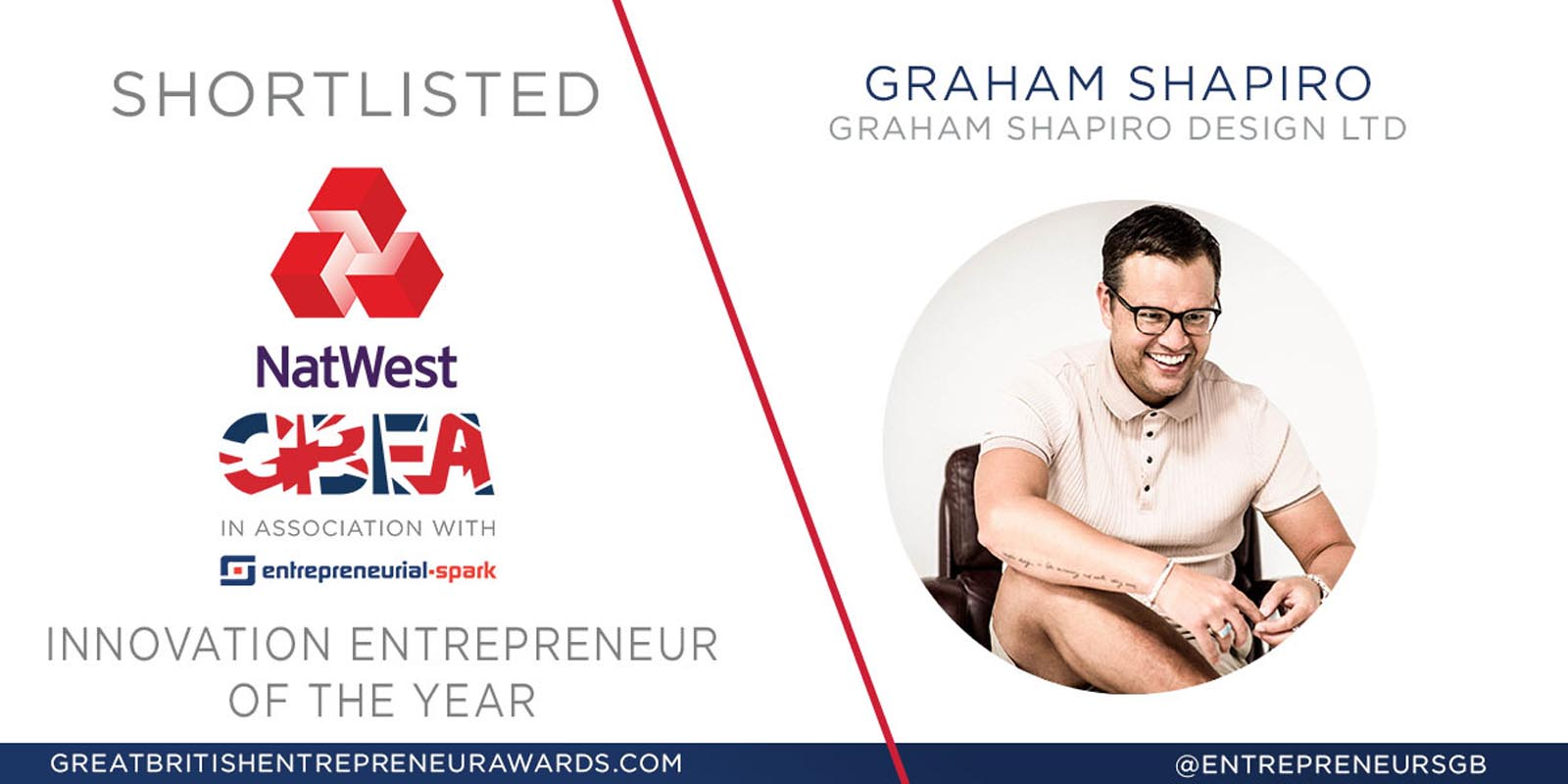 NatWest Great British Entrepreneur of the Year Awards 2017