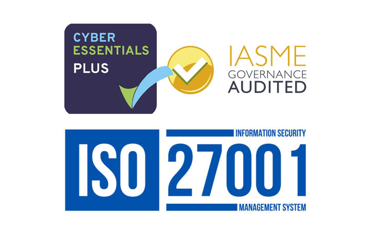 GSD® Cyber Security Accreditations 2020